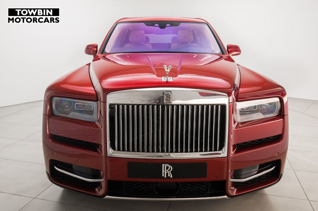 2019 Rolls-Royce Cullinan Taking Orders Now - 17279945 - 1