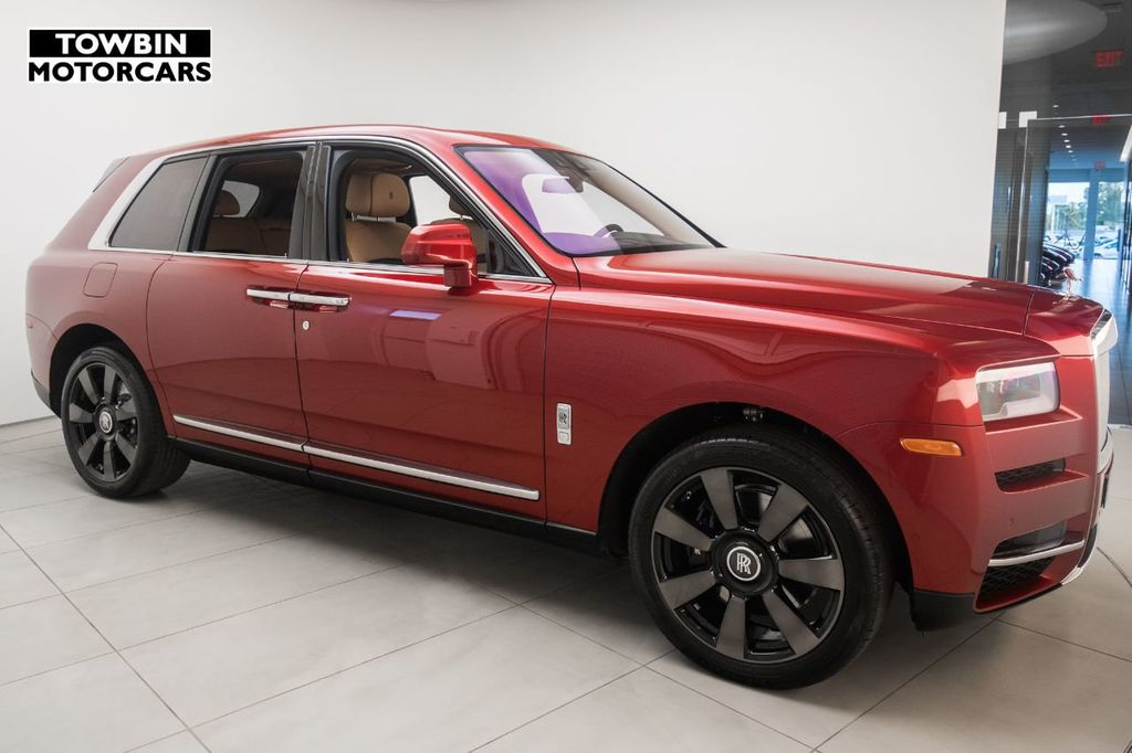2019 Rolls-Royce Cullinan Taking Orders Now - 17279945 - 2