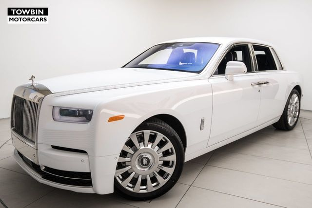 2019 New Rolls Royce Phantom Sedan At Towbin Ferrari