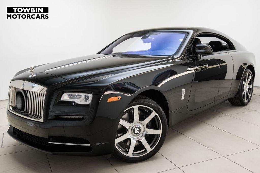 2019 Rolls-Royce Wraith  - 18165775 - 0
