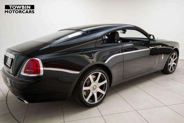 2019 New Rolls Royce Wraith Coupe At Towbin Ferrari