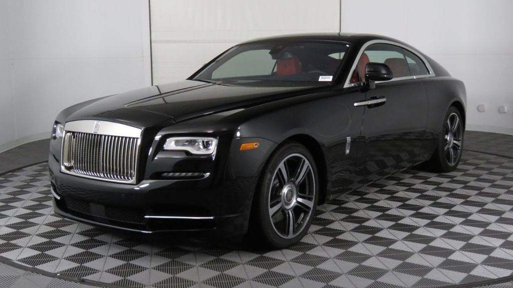 2019 Rolls-Royce Wraith LHD CP - 18508066 - 2