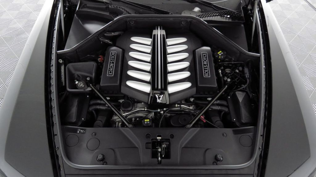2019 Rolls-Royce Wraith LHD CP - 18508066 - 30