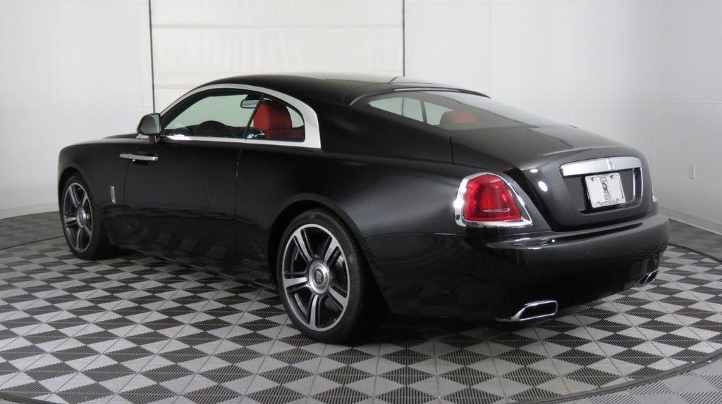 2019 Rolls-Royce Wraith LHD CP - 18508066 - 4