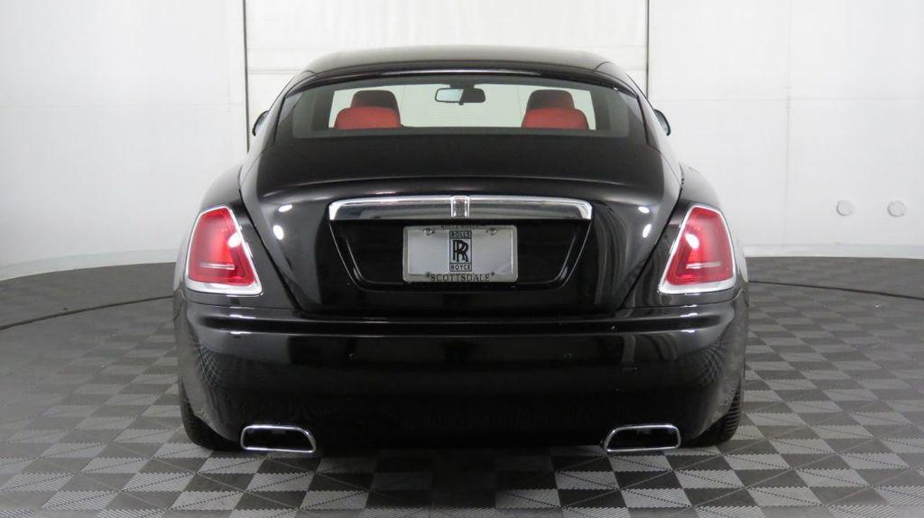 2019 Rolls-Royce Wraith LHD CP - 18508066 - 5