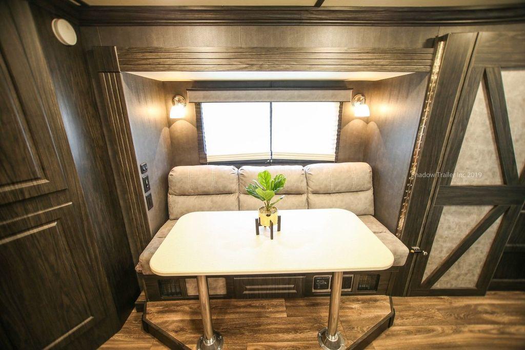 2019 Shadow 3 Horse 14 Foot Luxury Conestoga Living Quarters  - 18654393 - 14