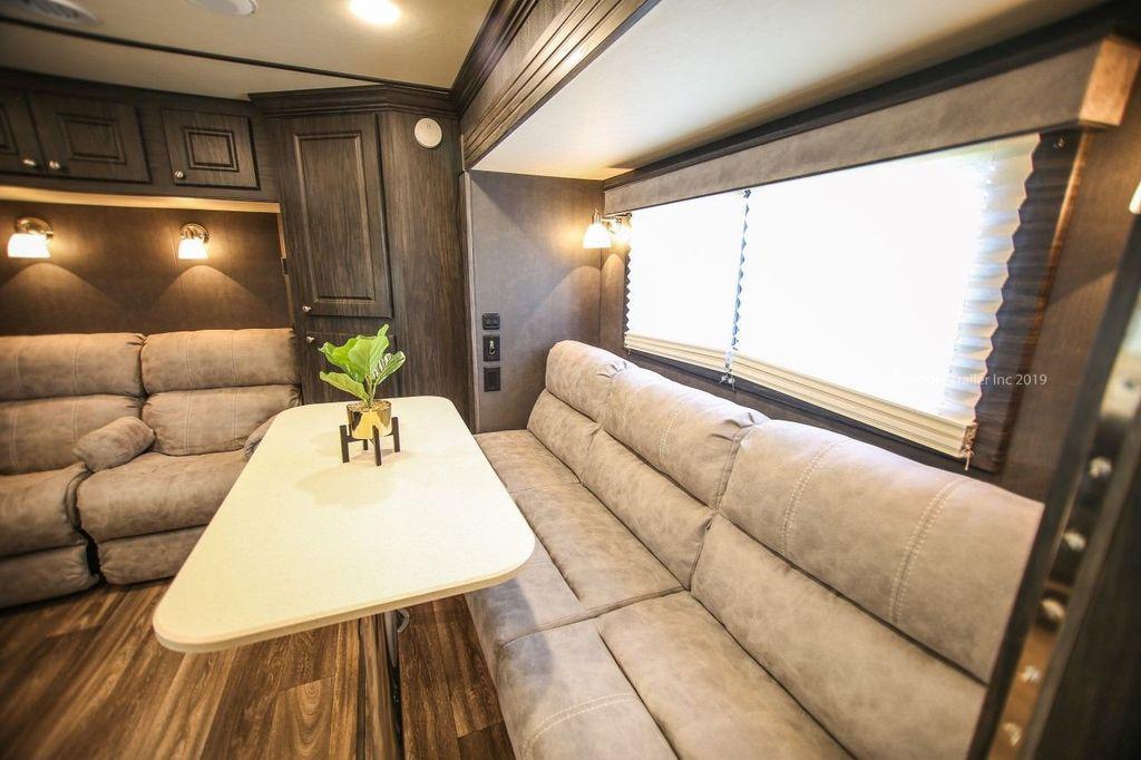 2019 Shadow 3 Horse 14 Foot Luxury Conestoga Living Quarters  - 18654393 - 15