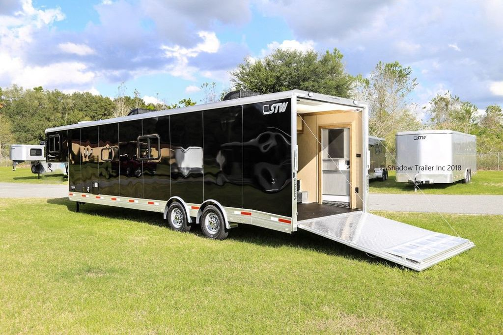 2019 Shadow Majesty Series Toy Hauler with Living Quarters  - 18302130 - 3