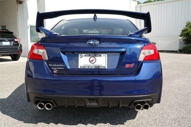 2019 Subaru WRX STi Sedan for Sale Fort Walton Beach, FL - $38,729 -  Motorcar com