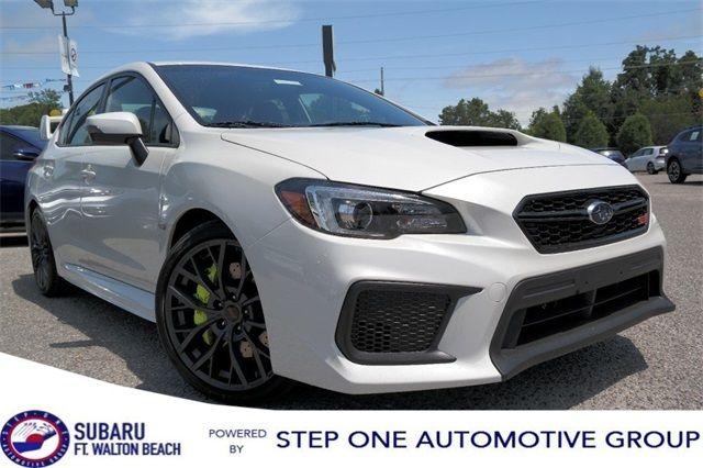 2019 New Subaru Wrx Sti At Volkswagen Subaru Fort Walton Beach Fl