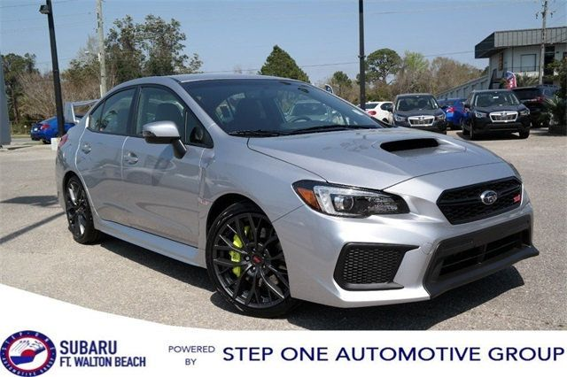 2019 Subaru WRX STi Sedan for Sale Fort Walton Beach, FL - $38,870 -  Motorcar com