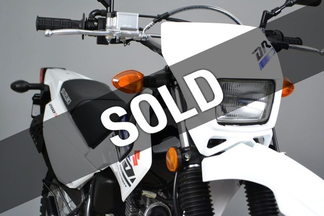 2019 Suzuki DR200 In Stock Now!!!