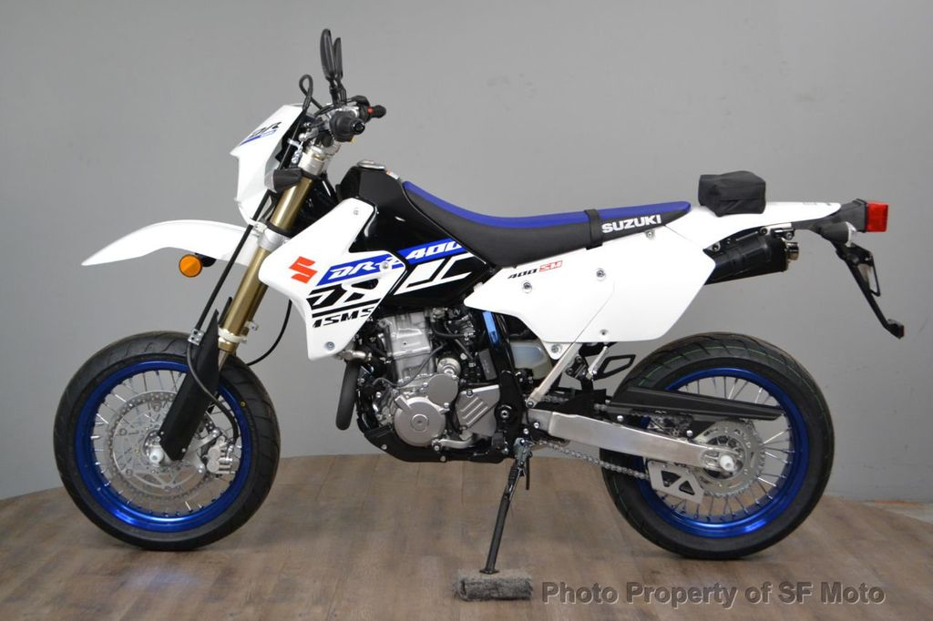 2019 New Suzuki DRZ400SM Supermoto at SF Moto Serving San Francisco, CA,  IID 18575469