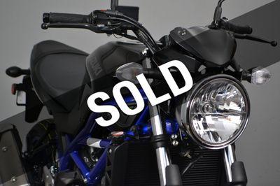 New 2019 Suzuki SV650
