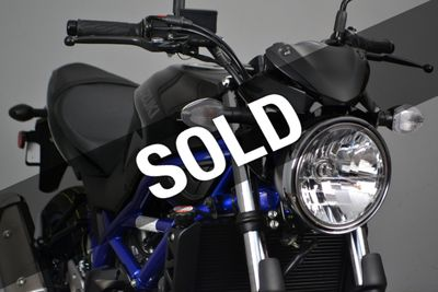 New 2019 Suzuki SV650 ABS In Stock Now!