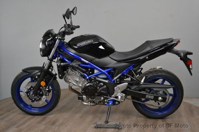 2019 Suzuki SV650 ABS In Stock Now! - Click to see full-size photo viewer