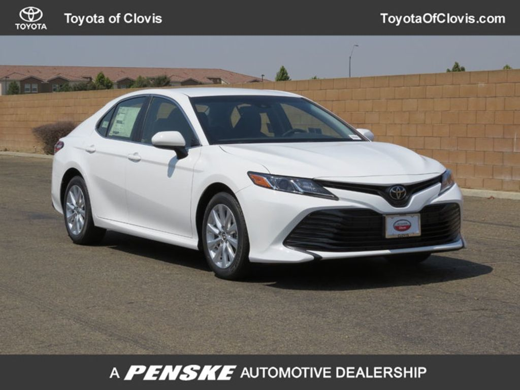 Dealer Video - 2019 Toyota Camry LE Automatic - 18239910