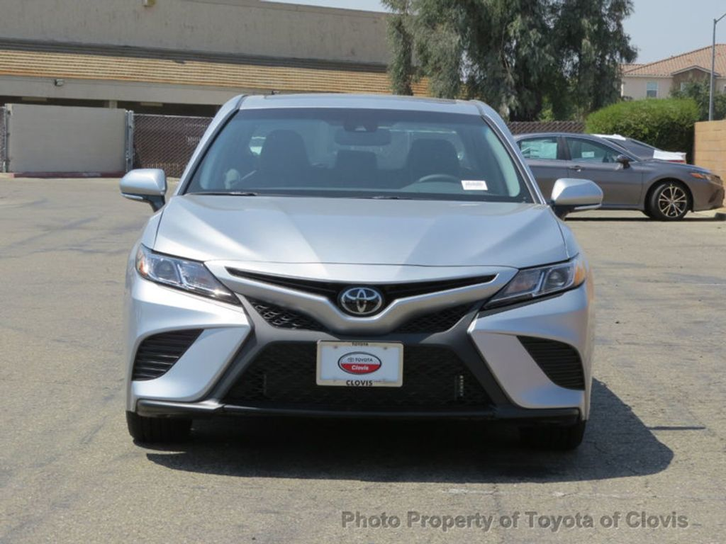2019 Toyota Camry SE Automatic - 18220139 - 1
