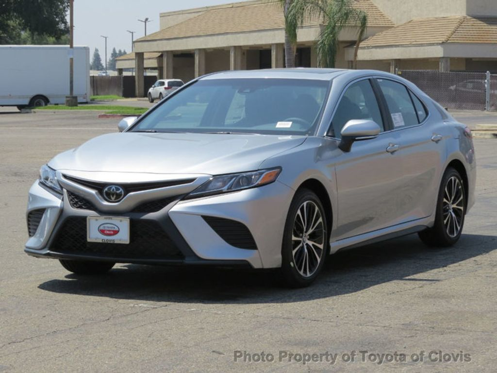 2019 Toyota Camry SE Automatic - 18220139 - 2