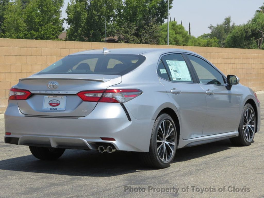 2019 Toyota Camry SE Automatic - 18220139 - 6