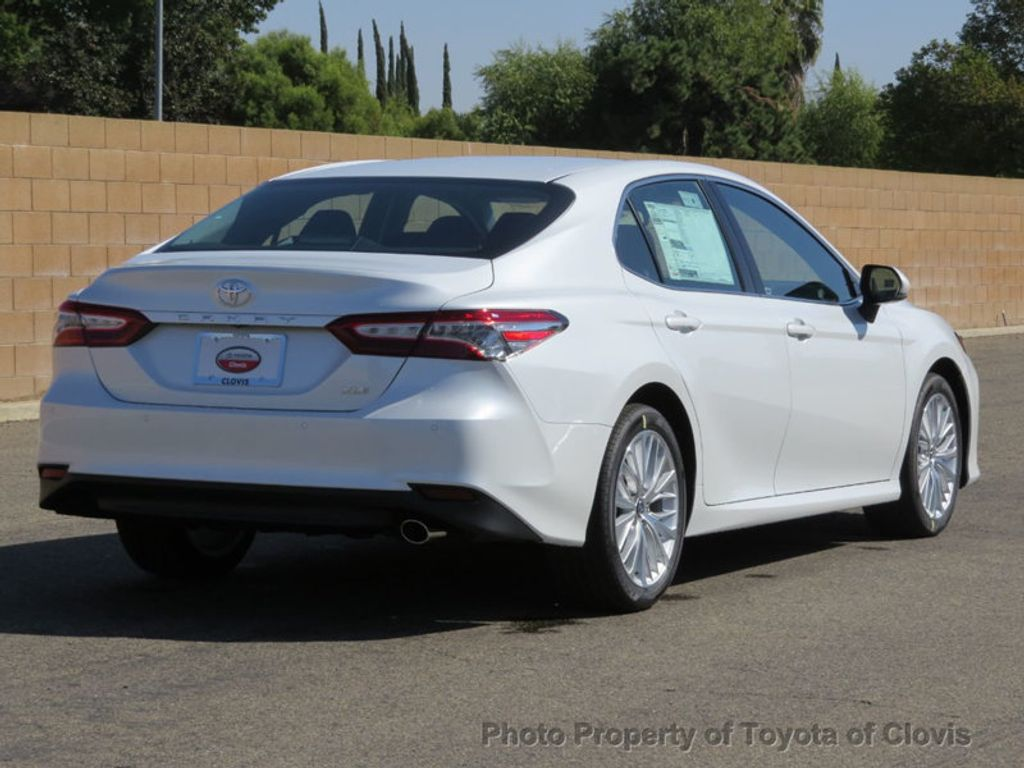 2019 Toyota Camry XLE Automatic - 18178151 - 2