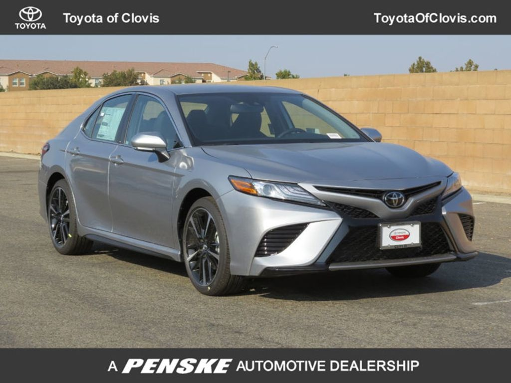 2019 Toyota Camry XSE Automatic - 18178325 - 0