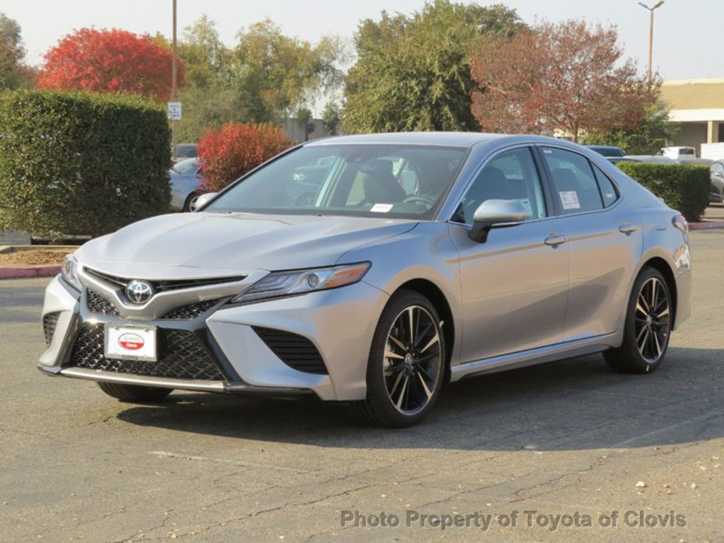 2019 Toyota Camry XSE Automatic - 18178325 - 2