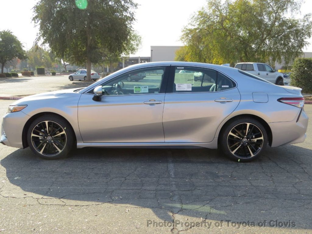 2019 Toyota Camry XSE Automatic - 18178325 - 3