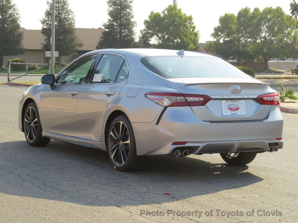 2019 Toyota Camry XSE Automatic - 18178325 - 4
