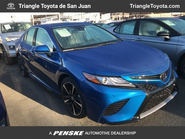 2019 Toyota Camry XSE V6 Automatic - 18400568 - 0