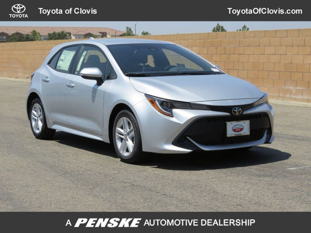 Dealer Video - 2019 Toyota Corolla Hatchback SE CVT - 17889523