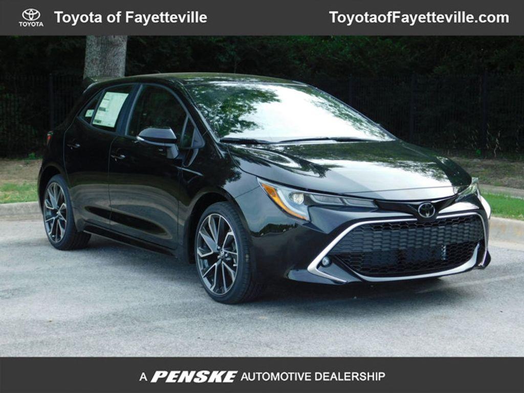 Toyota Of Fayetteville >> 2019 New Toyota Corolla Hatchback XSE CVT at Fayetteville Autopark, IID 17964634