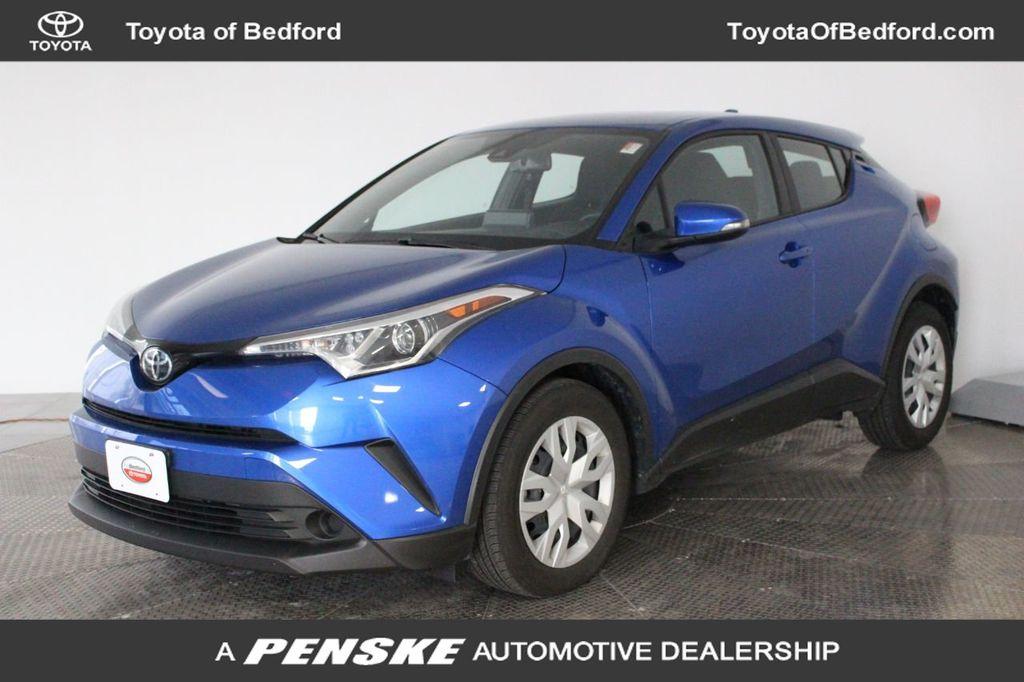 2019 Toyota C-HR LE FWD - 18677665 - 0