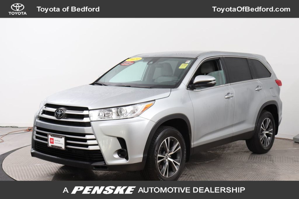 Dealer Video - 2019 Toyota Highlander LE I4 FWD - 18289774