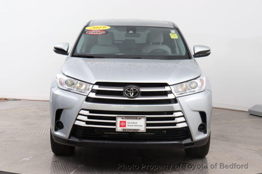 2019 Toyota Highlander LE I4 FWD - 18289774 - 18