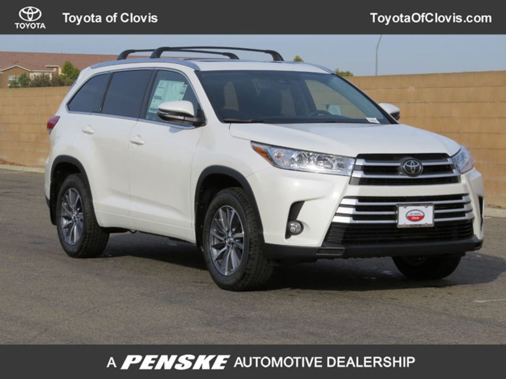 Dealer Video - 2019 Toyota Highlander XLE V6 AWD - 18260753