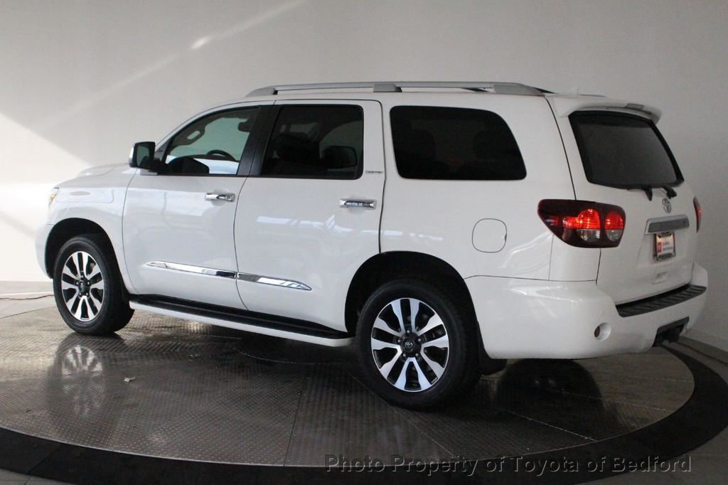 2019 Toyota Sequoia Limited 4WD - 18289745 - 16