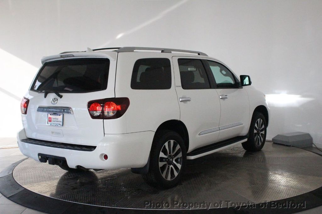 2019 Toyota Sequoia Limited 4WD - 18289745 - 18
