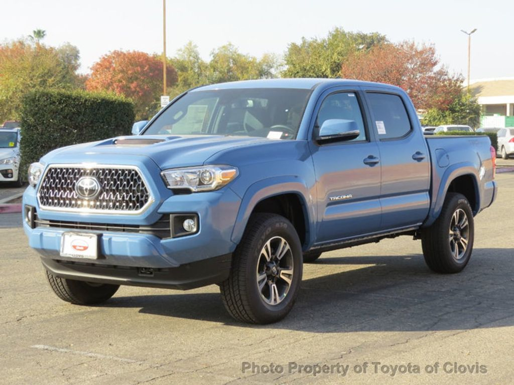 2019 Toyota Tacoma 2WD TRD Sport Double Cab 5' Bed V6 AT - 18115586 - 2