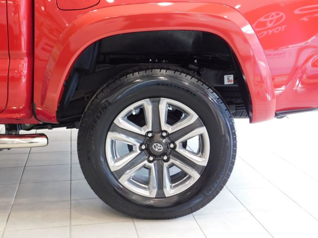 2019 Toyota Tacoma 4WD Limited Double Cab 5' Bed V6 AT - 18205882 - 11