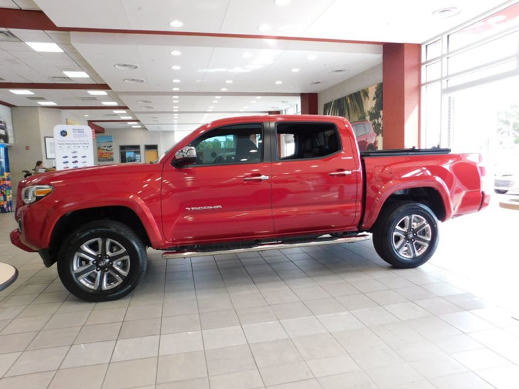 2019 Toyota Tacoma 4WD Limited Double Cab 5' Bed V6 AT - 18205882 - 1