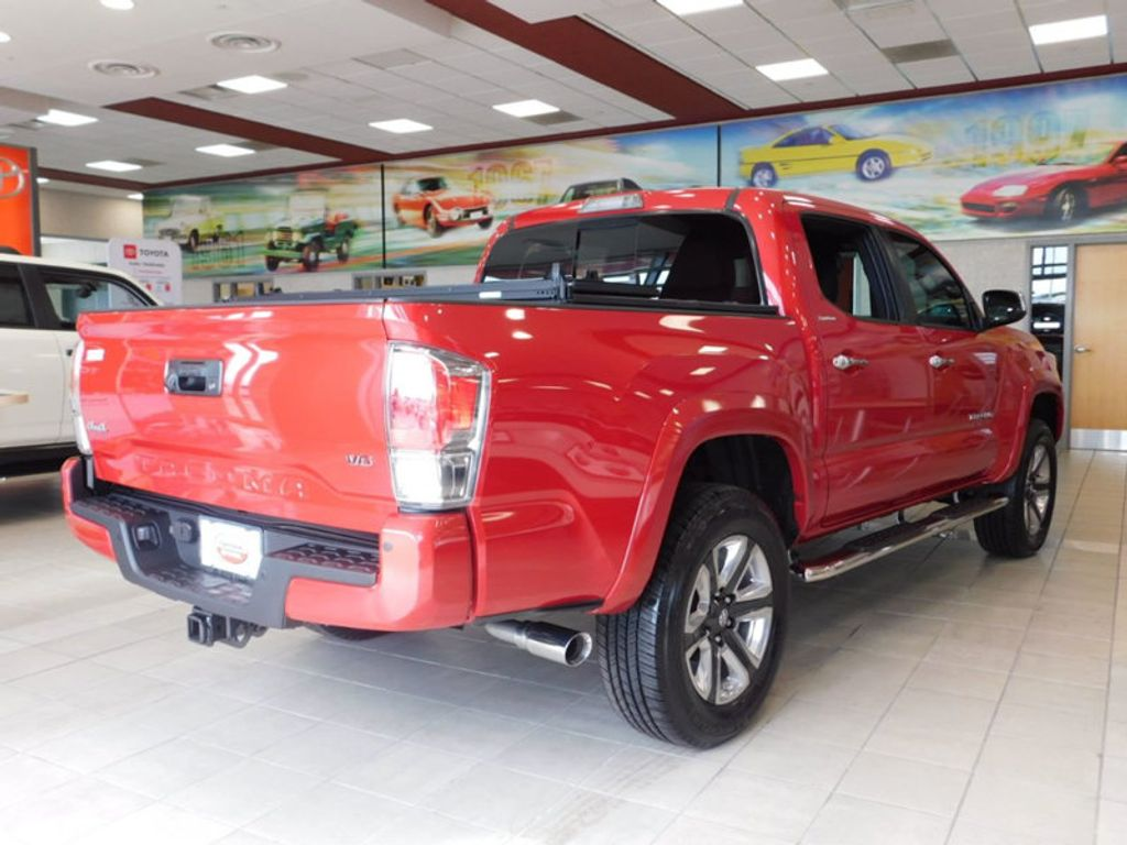 2019 Toyota Tacoma 4WD Limited Double Cab 5' Bed V6 AT - 18205882 - 2