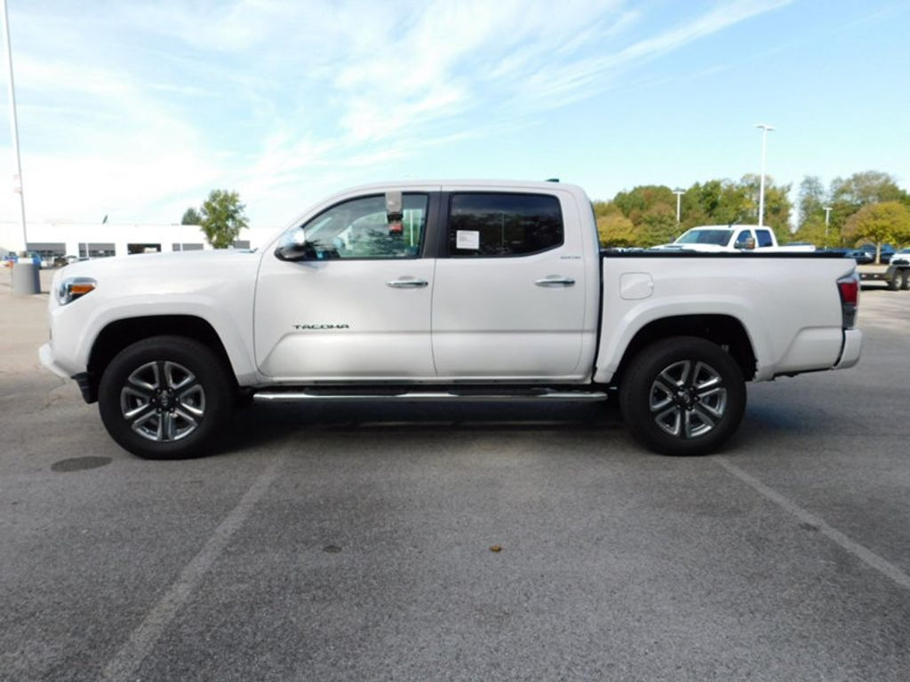 2019 Toyota Tacoma 4WD Limited Double Cab 5' Bed V6 AT - 18205884 - 1