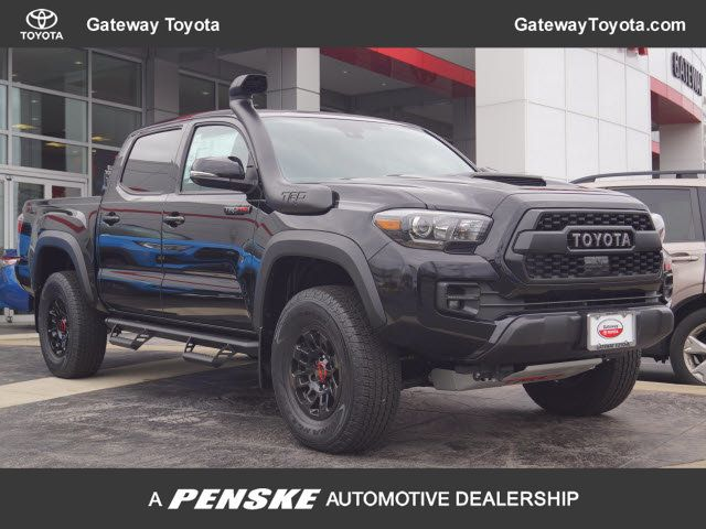 2019 Toyota Tacoma 4WD TRD Pro Double Cab 5' Bed V6 AT - 18651289 - 0