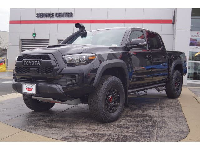 2019 Toyota Tacoma 4WD TRD Pro Double Cab 5' Bed V6 AT - 18651289 - 2
