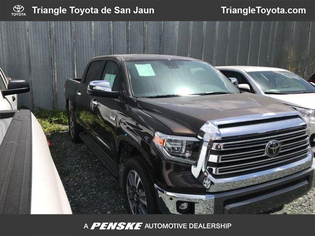 2019 Toyota Tundra 4X4 4X4 1794 WESTERN - 18752282 - 0