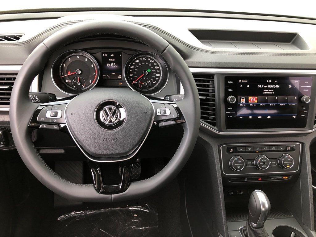 2019 Volkswagen Atlas 3.6L V6 SE w/Technology 4MOTION - 18780015 - 6