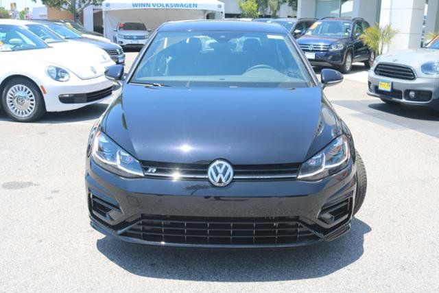 2019 New Volkswagen Golf R 2 0T DSG w/DCC/Nav at Winn Auto