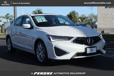 2020 Acura ILX Sedan - Click to see full-size photo viewer