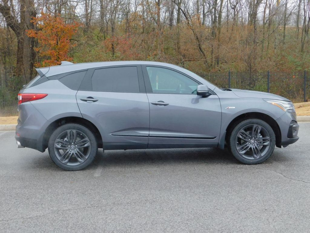 2020 New Acura Rdx Fwd W A Spec Pkg At Fayetteville Autopark Ar Iid 19501589